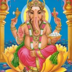 Ganesha - Kartikeya - Dharma Devas